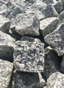 kostka granitowa szara